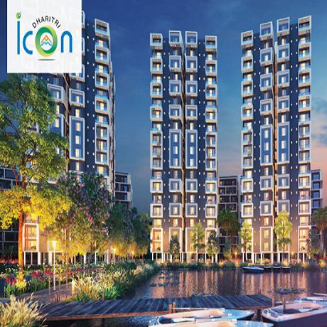 Dharitri Icon Projects - Rajarhat, Kolkata